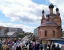 Храм во имя священномученика Вениамина, г. Тутаев