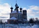 Храм в честь Смоленской иконы Божией Матери, с. Борисоглеб