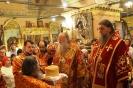 11 мая митрополит Пантелеимон совершил Божественную литургию в Воскресенском соборе
