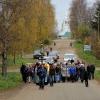 14 октября 2016 г. по Романовской стороне города прошел крестный ход, посвященный 750-летию основания города Романова благоверным князем Романом Угличским