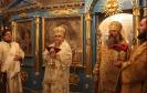 14 ноября в Воскресенском соборе Божественную литургию совершили митрополит Екатеринбургский и Верхотурский Кирилл и епископ Рыбинский и Угличский Вениамин