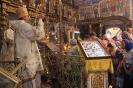 31 июля Божественную литургию в Воскресенском соборе совершил епископ Рыбинский и Даниловский Вениамин