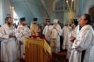 В Спасо-Архангельском храме отметили престольный праздник
