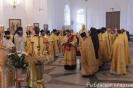 Священнослужители Романово-Борисоглебского благочиния были награждены на архиерейском богослужении в Рыбинске