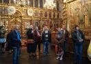 Переселенцы с юго-востока Украины посетили Воскресенский собор