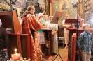Престольный праздник - день памяти благоверных князей Бориса и Глеба отпраздновали в Воскресенском соборе