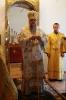 Архиерейское богослужение в Казанско-Преображенском храме