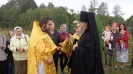 Архиерейское богослужение в Артемьево