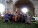 Божественная литургия в Алексейцево