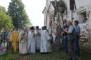 Престольный праздник в Ильинском