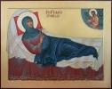 Архиерейское богослужение в среду 6-й седмицы Великого поста