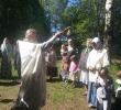 Престольный праздник в д.Богослово