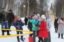 Зимние забавы в Никульском