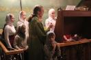 Архиерейское богослужение в день празднования 25-летия основания Православной школы им. праведного Иоанна Кронштадтского