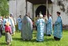 Престольный праздник в д. Богослово