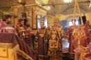 Архиерейское богослужение в день памяти 40 мучеников Севастийских