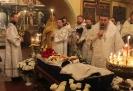 Состоялось отпевание иеромонаха Агафангела (Лукиных)