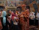 Престольный праздник в Воскресенском соборе