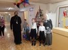 Рождество Христово: поздравление в больнице