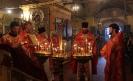 В Воскресенском соборе отметили престольный праздник - память священномученика Харалампия