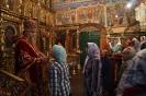 Вечернее богослужение в день Отдания Пасхи