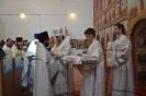 Благовещенский храм освящен великим архиерейским чином