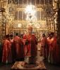 В Воскресенском соборе отпраздновали Отдание Пасхи