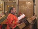 Архиерейское богослужение в четверг Светлой седмицы