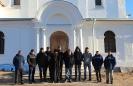 Завершены реставрационные работы в Крестовоздвиженском соборе