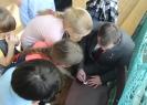 Православную школу посетил космонавт Юрий Лончаков