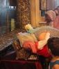 В Воскресенском соборе пребывают Афонские святыни