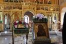 Казанский крестный ход посетил храмы правобережья