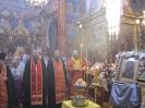 Престольный праздник Воскресенского собора