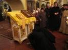 Всенощное бдение совместно со священством единоверческих приходов