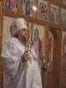 Освящение храма во имя преподобного Серафима Саровского