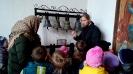 Группа детского сада посетила Воскресенский собор