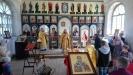 Престольный праздник в храме святителя Тихона Амафунтского