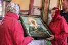 Состоялось перенесение иконы Спасителя в летний храм