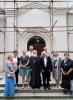 Храм в Никульском посетили гости из Германии