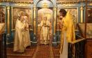 Настоятеля Воскресенского собора поздравили с днем рождения