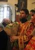 В Воскресенском соборе почтили память священномученика Харалампия
