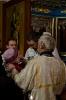 Рождество Христово: ночное богослужение в Воскресенском соборе