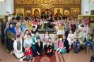 Епископ Вениамин освятил Успенский храм г. Пошехонье