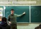 Встреча руководителя Молодежного отдела со студентами техникума