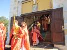 Престольный праздник в день Усекновения главы Иоанна Предтечи