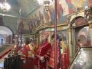 Перенесение чудотворного образа Всемилостивого Спаса в летний храм 20.05.2012