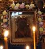 Казанскую икону Божией Матери встретили в Воскресенском соборе