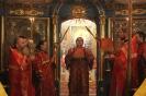 В Воскресенском соборе почтили память священномученика Николая Розова