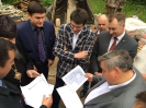 Состоялось рабочее совещание по строительству храма в Никульском