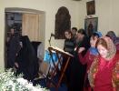 Вечернее архиерейское богослужение в честь иконы